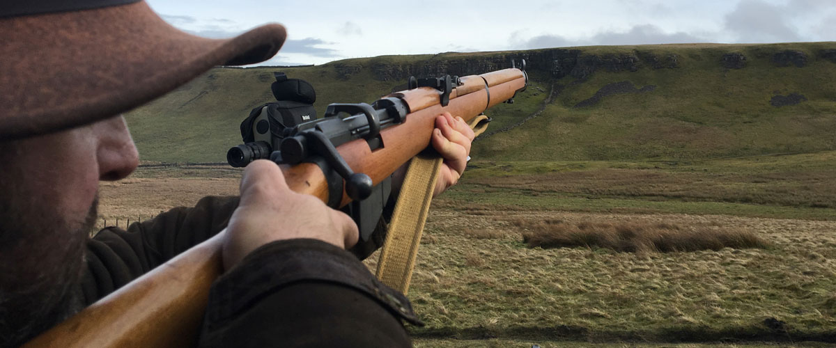 THE LEE ENFIELD 303 - Transcontinental Shooting